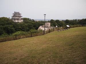 八幡山古郭東曲輪