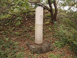 厳島神社旧鳥居