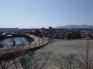 多聞櫓からの景色