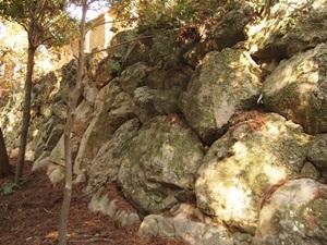 伊勢神宮の石垣
