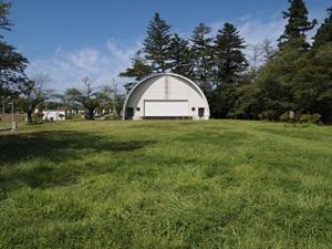 原田城二の丸